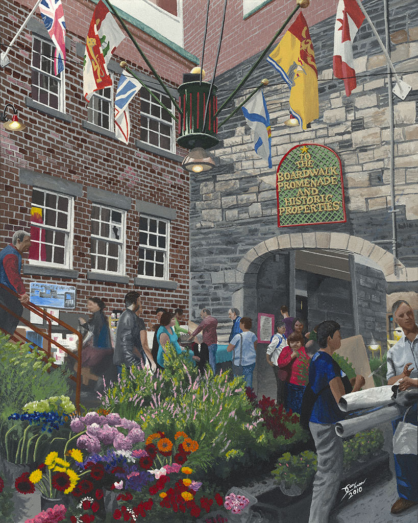 Halifax Historic Market